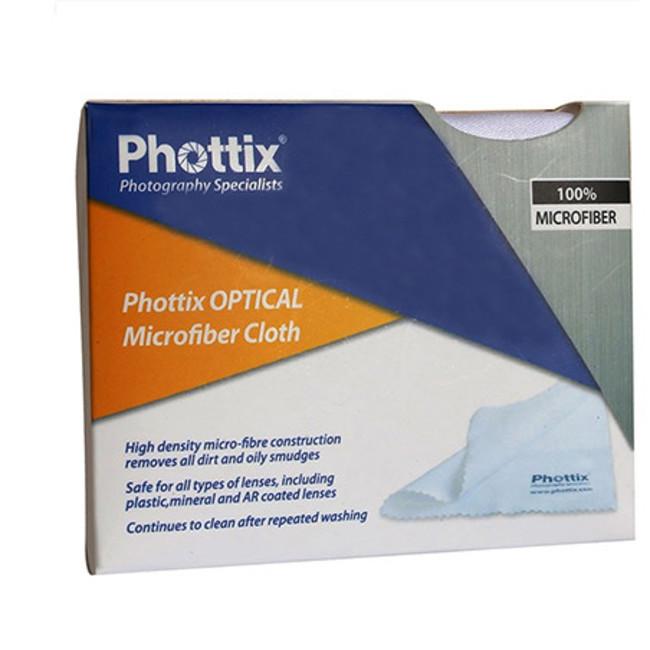 Салфетка Phottix из микрофибры для оптики