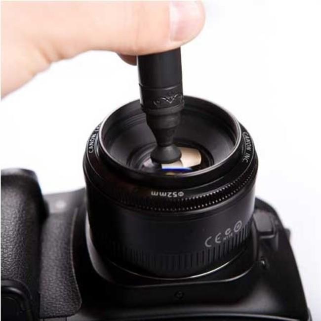 Комплект для чистки объективов Phottix 3-в-1