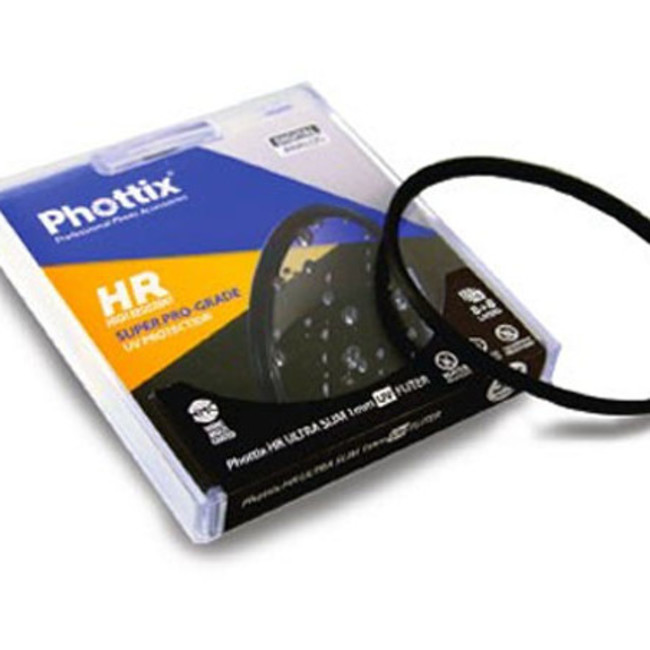 Защитный фильтр Phottix HR 1mm Super Pro-Grade UV 62мм