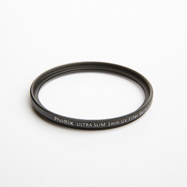 Защитный фильтр Phottix Ultra Slim 1mm UV 55мм
