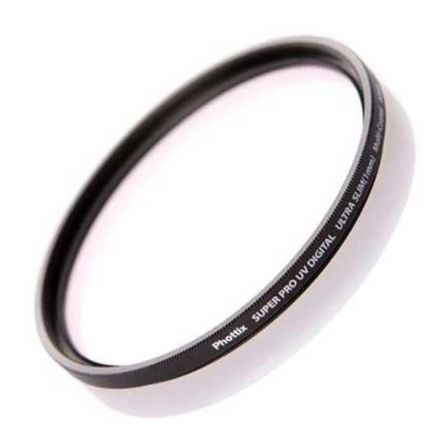 Защитный фильтр Phottix Ultra Slim 1mm UV 58mm
