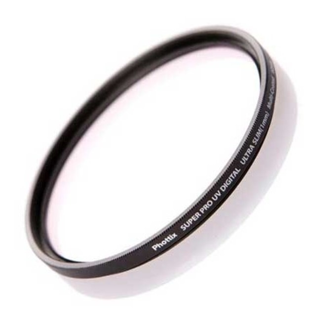 Защитный фильтр Phottix Ultra Slim 1mm UV 72mm