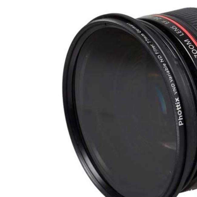 Фильтр Phottix VND Variable Filter 72mm нейтрально серый, регулируемый