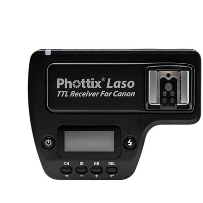Приемник Phottix Laso TTL для вспышки Canon