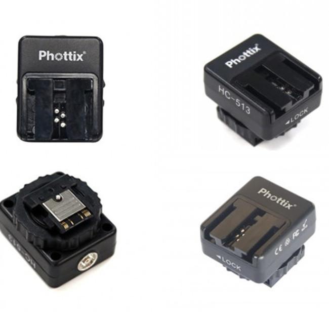 Адаптер соединения устройств Phottix c разъемом