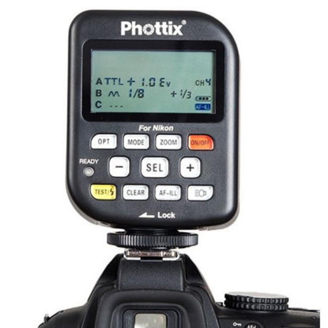 Передатчик Phottix Odin TTL для вспышки Nikon
