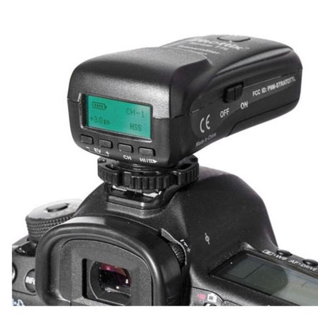 Радиосинхронизатор Phottix Strato TTL для вспышки Nikon