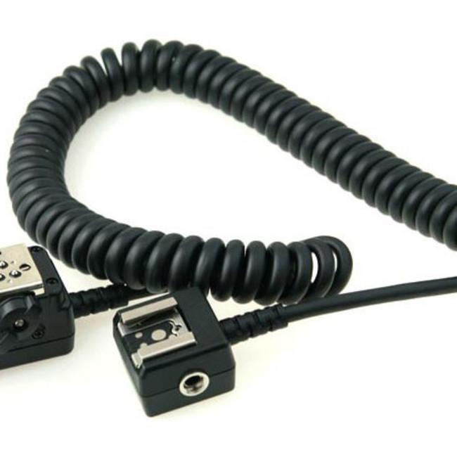 Выносной кабель Phottix для TTL вспышки Sony