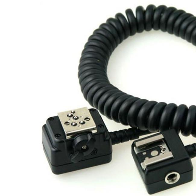 Выносной кабель Phottix SC-28 для TTL вспышки Nikon