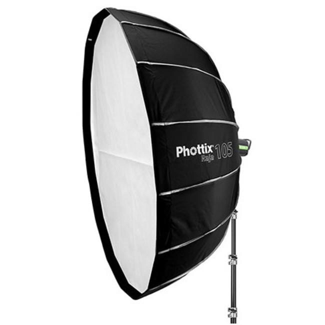 Быстро-складываемый софтбокс Phottix Raja 105см