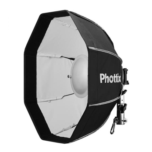 Круглый отражатель Phottix Spartan Beauty (50cм, Белый)