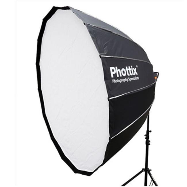 Софтбокс Phottix Hexa-Para (120см) глубокий, 16-угольный
