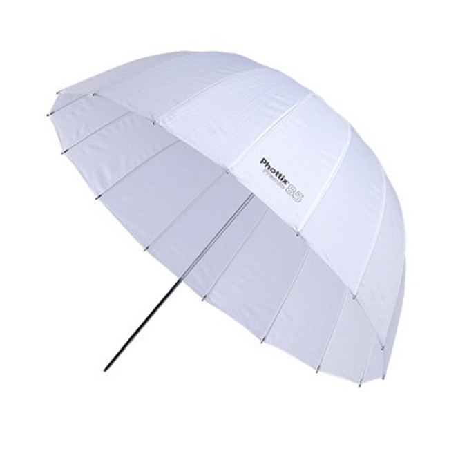 Светопроницаемый зонт-отражатель Phottix Premio (85см)