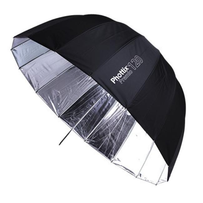Зонт-отражатель Phottix Premio (120см) - S&B