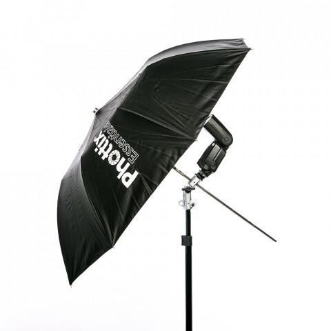 Складывающийся в два раза зонт-отражатель Phottix 36