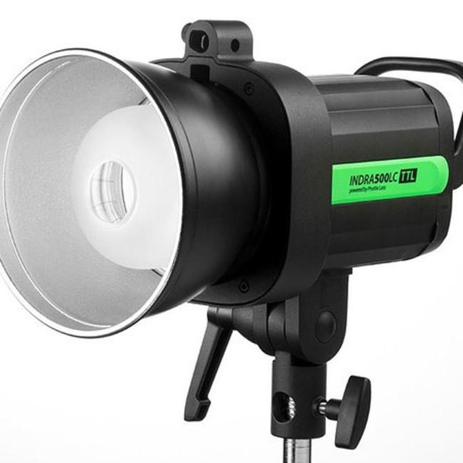 Студийный аккумуляторный моноблок Phottix Indra 500LC TTL для Canon