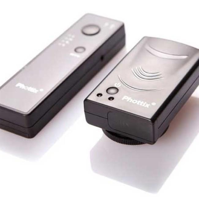 Комплект комбинированного пульта дистанционного управления Phottix Plato 2.4GHz для Canon (WXD-188)