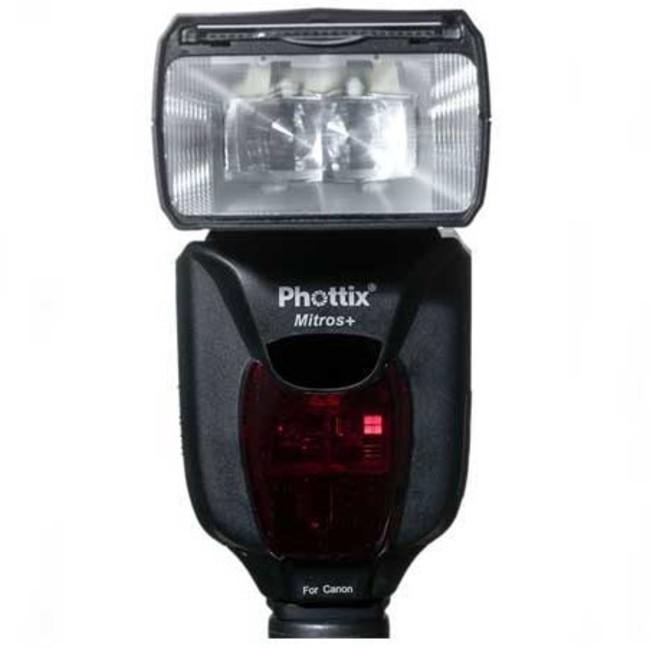 Вспышка-трансивер Phottix Mitros + TTL для Canon
