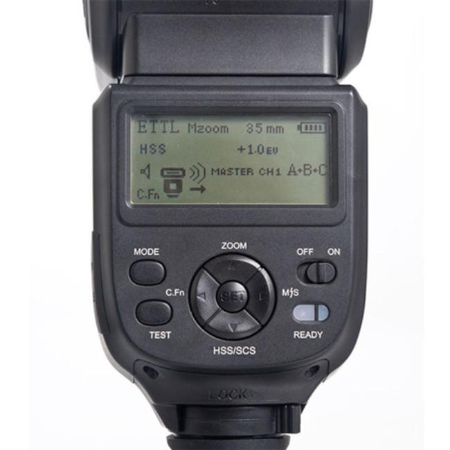 Вспышка Phottix Mitros TTL (Canon 580EX II)