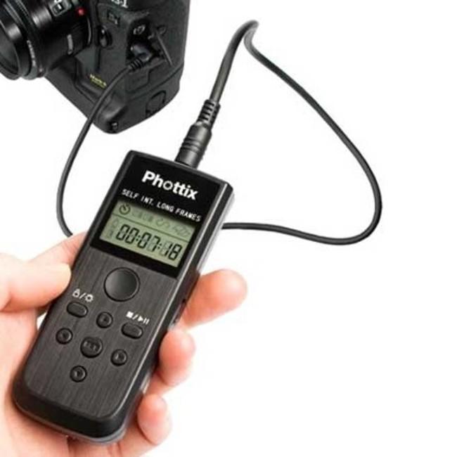 Пульт д/у Phottix Nikos (TC-501) N10 с таймером