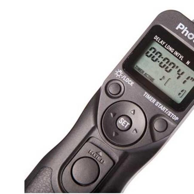 Пульт ДУ с таймером Phottix TR-90 C6 для Canon, Contax, Pentax, Samsung