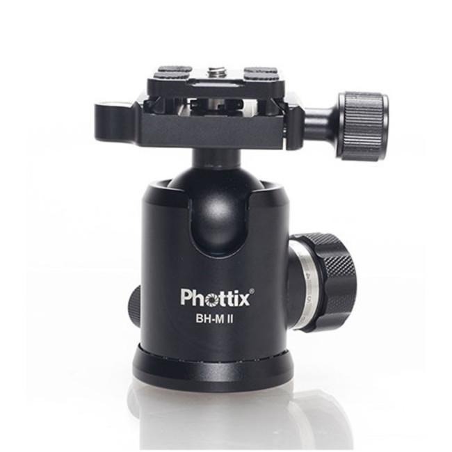 Шаровая штативная головка Phottix BH-M II