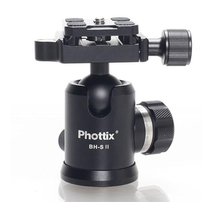 Шаровая штативная головка Phottix BH-S II
