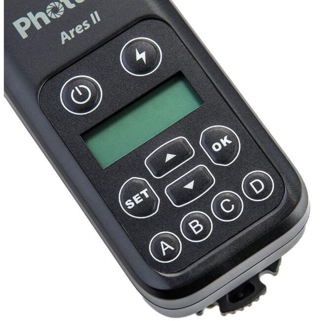 Дополнительный передатчик Phottix (89552) для радиосинхронизатора вспышек Ares II