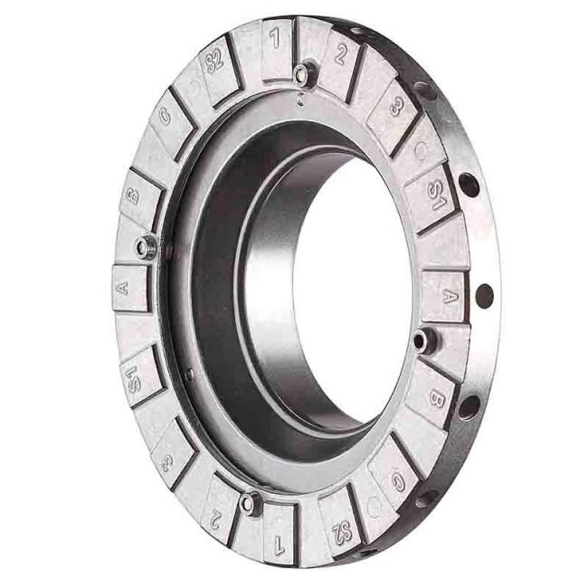 Phottix (82590) Speed Ring for Bowens кольцо-адаптер для Bowens 144 мм
