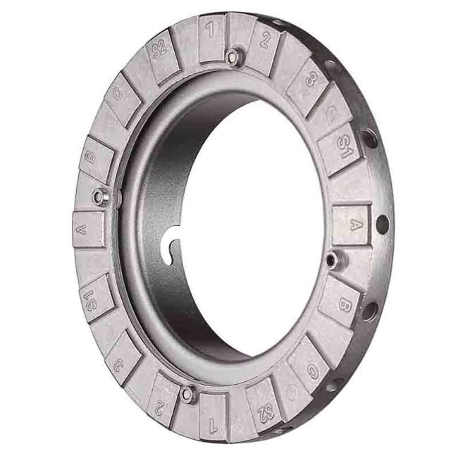 Phottix (82591) Speed Ring for Elinchrom кольцо-адаптер для Elinchrom 144 мм