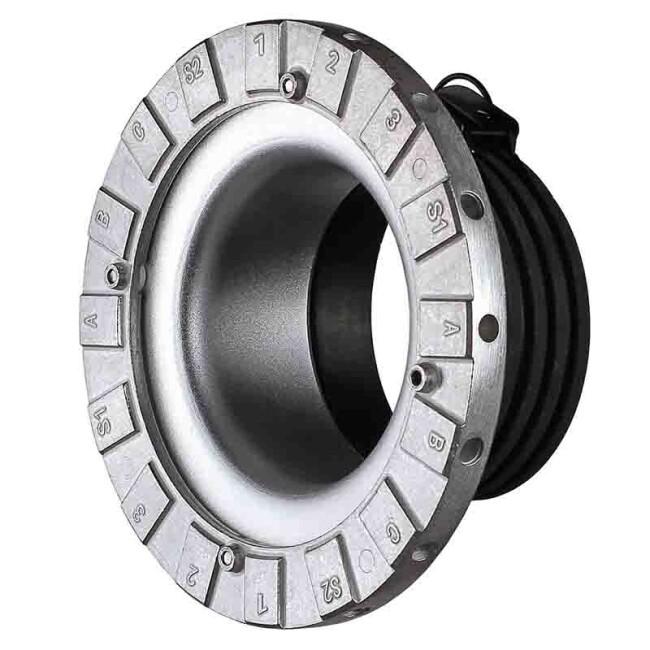 Phottix (82595) Speed Ring for Profoto кольцо-адаптер для Profoto 144 мм