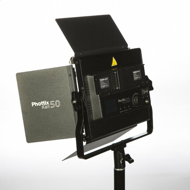 Phottix (81443) Kali50 Studio LED светодиодный осветитель