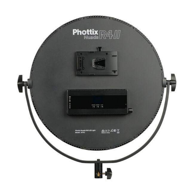 Phottix (81481) Nuada R4 II LED Light светодиодный осветитель