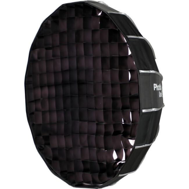 Phottix (82762) Rani 60 Folding Beauty Dish софтрефлектор серебряный 60 см