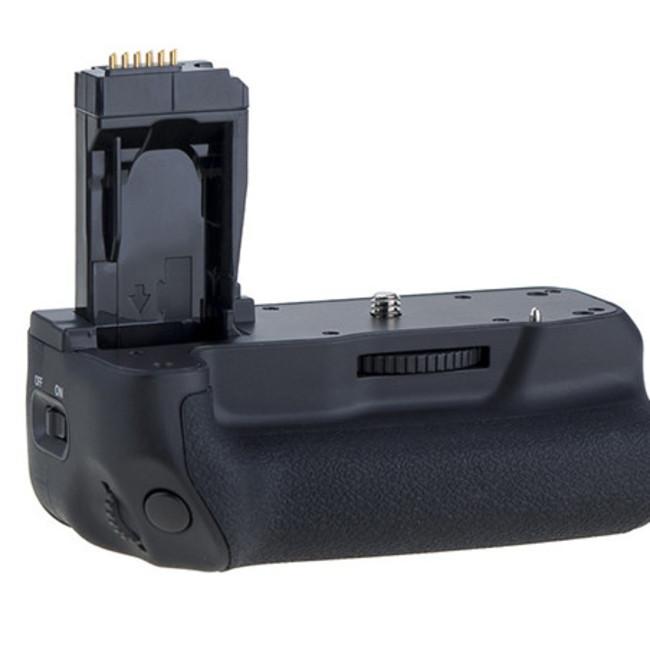 Многофункциональная аккумуляторная рукоятка Phottix BG-750D для Canon 750D, 760D (Батарейный блок BG-E18)