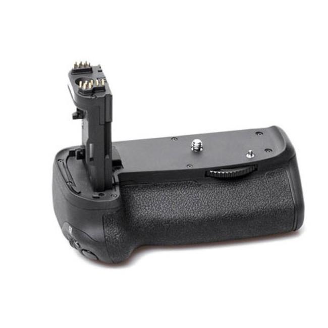 Многофункциональная аккумуляторная рукоятка Phottix BG-70D для Canon 70D/80D (Батарейный блок BG-E14)