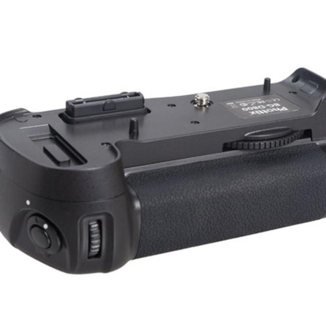 Многофункциональная аккумуляторная рукоятка Phottix BG-D800 для Nikon D800 D800e (Батарейный блок Nikon MB-D12)