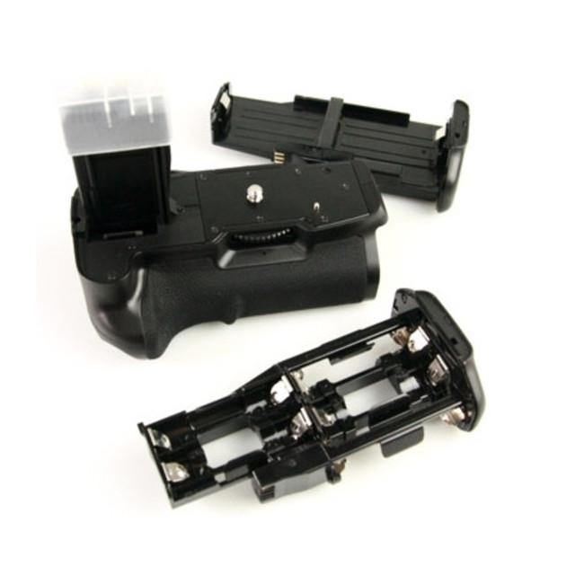 Многофункциональная аккумуляторная рукоятка Phottix BG-600D для Canon EOS 550D, 600D, 650D, 700D (Батарейный блок Canon BG-E8)
