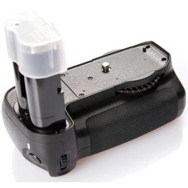Многофункциональная аккумуляторная рукоятка Phottix BG-D90 для Nikon D80, D90 (Батарейный блок Nikon MB-D80)