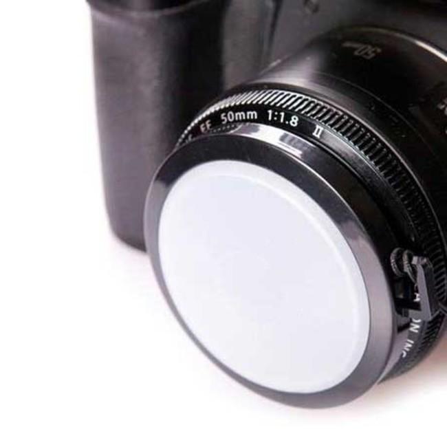 Фильтрующая крышка объектива Phottix для баланса белого 62mm
