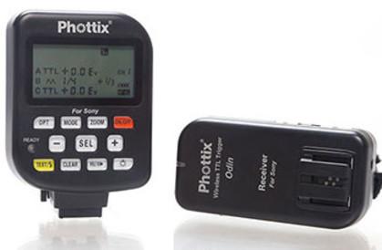 Передатчик/приемник Phottix Odin TTL для Sony