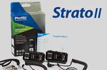 Phottix Strato II - многофункциональный радиосинхронизатор.