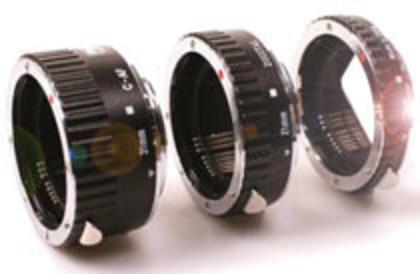Использование колец Phottix AF в макросъёмке.