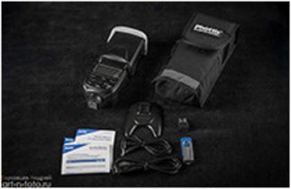 Обзор фотовспышки Phottix Mitros+ TTL Transceiver Flash для Canon.