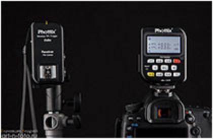 Обзор радиосинхронизатора Phottix Odin Canon E-TTL.