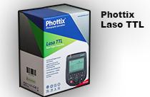 Обзор передатчика Phottix Laso TTL для Canon.
