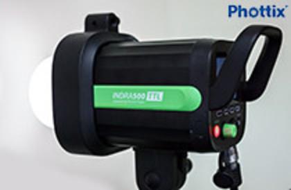 Обзор моноблока PHOTTIX INDRA500 TTL (арт. 00306)